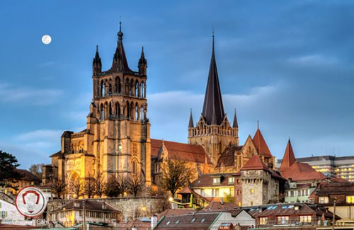 Cathedral-of-Lausanne