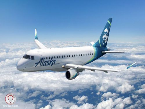 airplane-travel-flight-Alaska Airlines