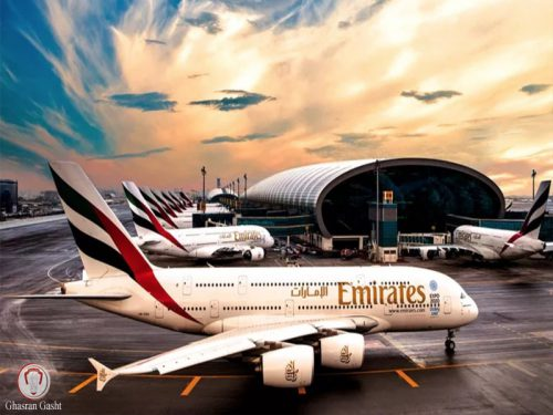 Emirates Airline - Luxury Travel