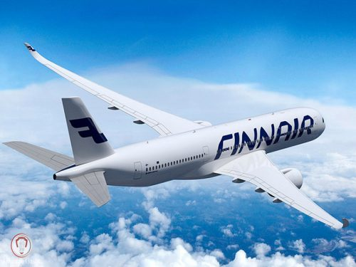 Finnair Airline-Taiwanese Carrier