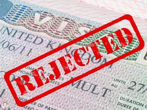 -Schengen- Visa- Rejection
